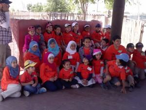 At the El Paso Zoo