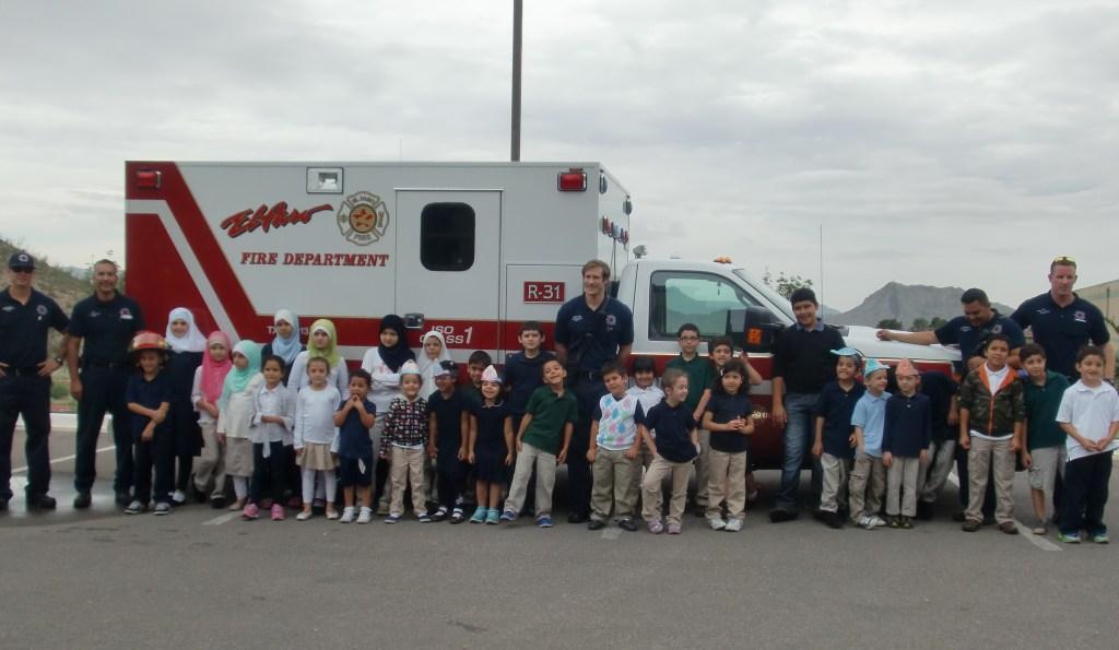 Thank You Paramedics!