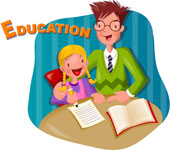 Education-Teacher w-student