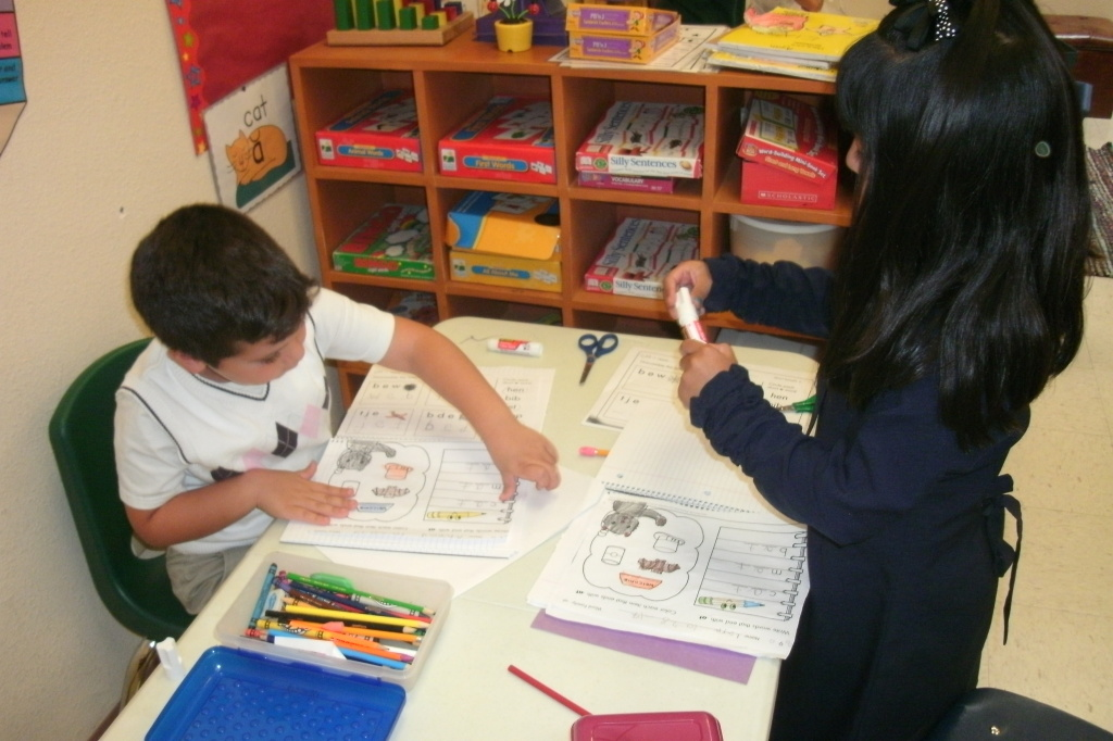 Learning Centers - Work Station