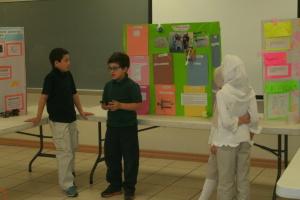 3rd Grade STEM: Catapult Shooter