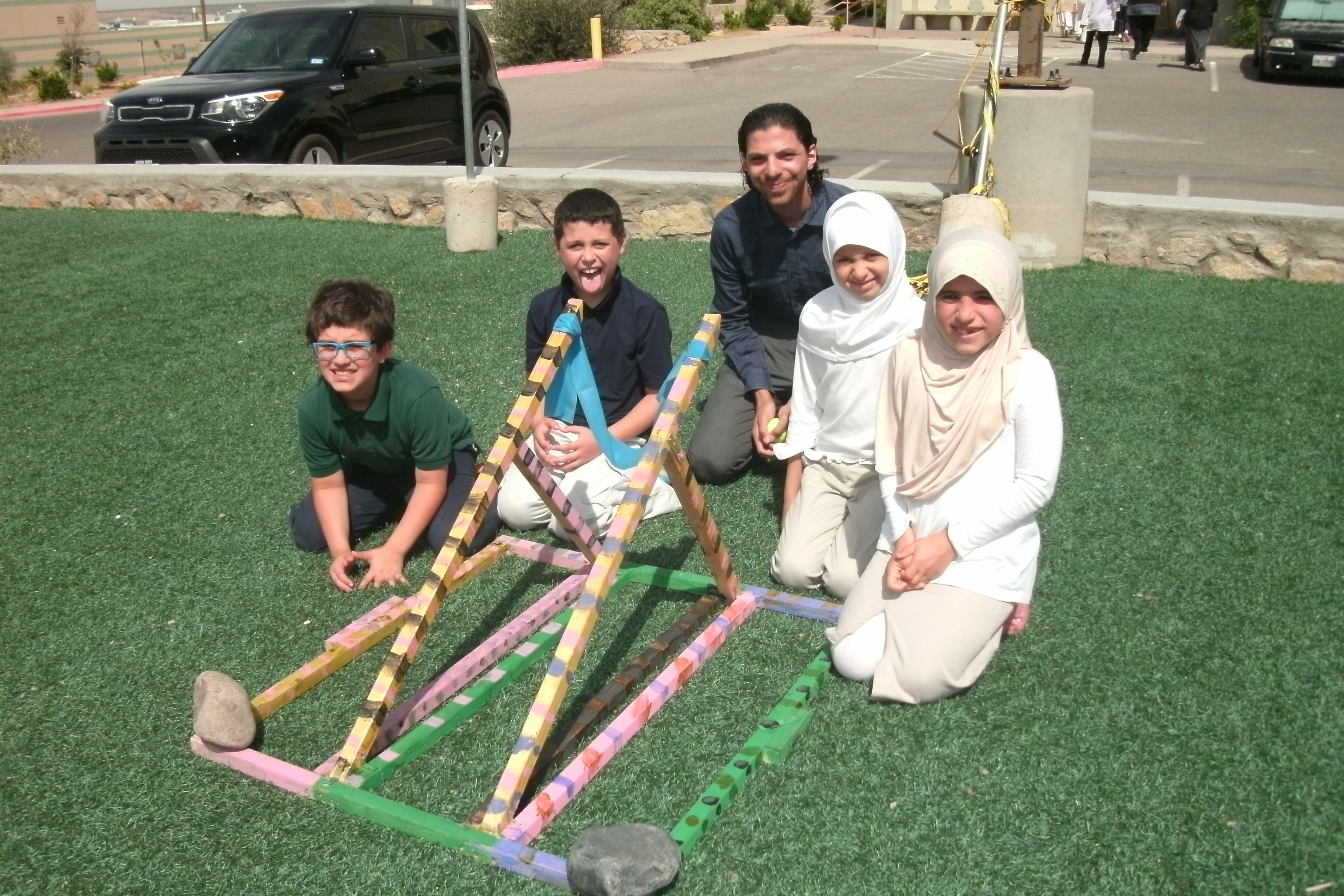 3rd Grade Stem Project Catapult Shooter Palm Tree Academy