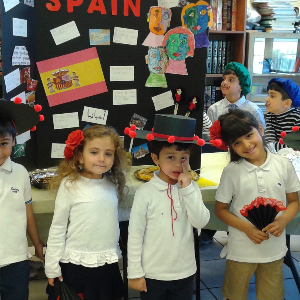 World Culture Day-Spain