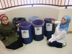 MS recycling
